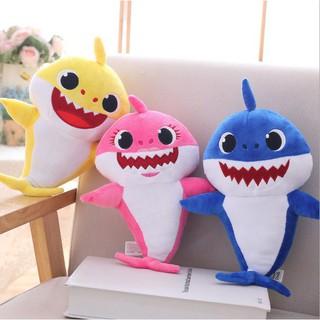 Cá mập bông hát Baby Shark siêu hot hit dành cho trẻ em!