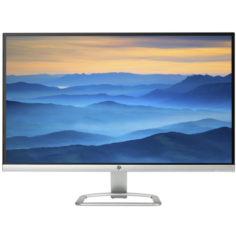 Màn hình LCD HP 27f Đen - Hãng Phân phối chính thức