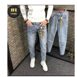 quần jean nam xanh nhạt cực đẹp ( có size đại ) 5678 apl 5678
