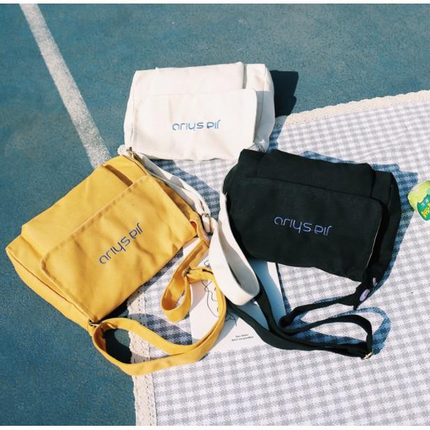 Order Túi vải Schoolbag Hàn Quốc ulzzang Canvas