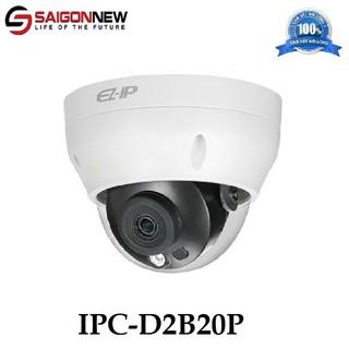 Camera IP Dome hồng ngoại 2.0 Megapixel DAHUA IPC-D2B20P thumbnail