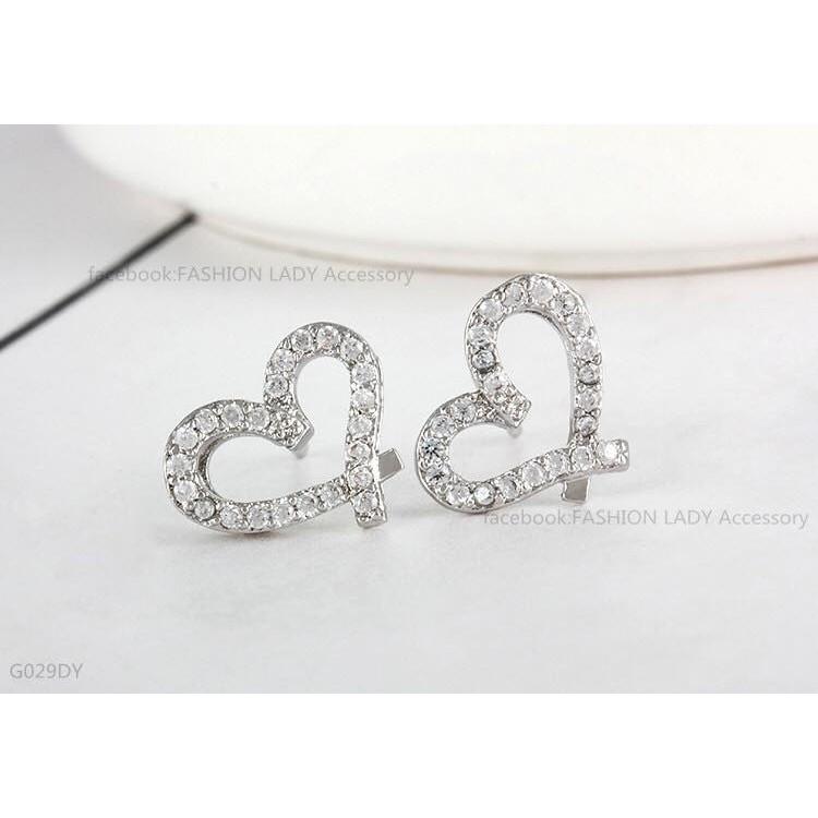 Bông tai bạc style Hàn Quốc thời trang dịu dàng dễ phối quyến rũ không gây dị ứng- hoa tai trái tim - 3530089 , 817487440 , 322_817487440 , 138000 , Bong-tai-bac-style-Han-Quoc-thoi-trang-diu-dang-de-phoi-quyen-ru-khong-gay-di-ung-hoa-tai-trai-tim-322_817487440 , shopee.vn , Bông tai bạc style Hàn Quốc thời trang dịu dàng dễ phối quyến rũ không gây dị ứng