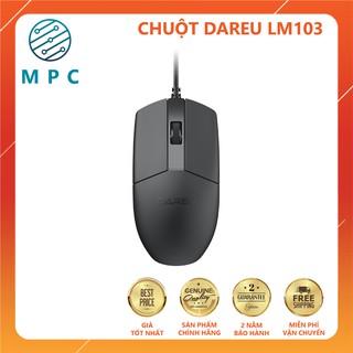 Chuột DAREU LM103 – Chính hãng Mai Hoàng – Bảo hành 24 tháng
