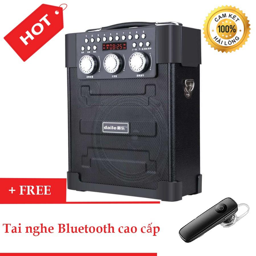 Loa kéo đa năng Bluetooth hát karaoke Daile S9 + Tặng Tai Nghe Bletooth Cao Cấp - 3421590 , 1258460463 , 322_1258460463 , 950000 , Loa-keo-da-nang-Bluetooth-hat-karaoke-Daile-S9-Tang-Tai-Nghe-Bletooth-Cao-Cap-322_1258460463 , shopee.vn , Loa kéo đa năng Bluetooth hát karaoke Daile S9 + Tặng Tai Nghe Bletooth Cao Cấp