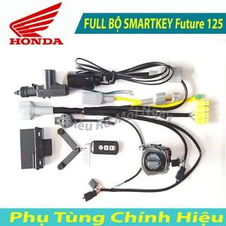 Full Bộ Smartkey chống trộm Cho Honda FUTURE 125