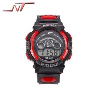 Đồng hồ thể thao trẻ em dây cao su NT888F