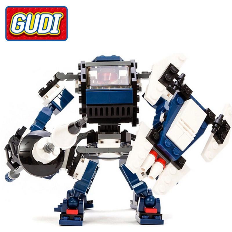 LEGO Star Wars GUDI 8611 - Lắp Ráp Robot Centauri - 206 Chi Tiết