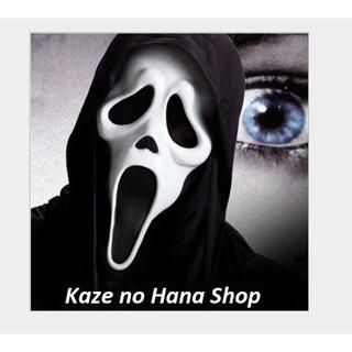 [ CÓ SẴN ] MẶT NẠ MA HALLOWEEN/HÓA TRANG COSPLAY SÁT NHÂN/GHOST/SCREAM – MẶT NẠ THỨ SÁU NGÀY 13 hanhshop21