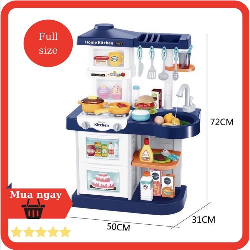[HÀNG CÓ SẴN] Hộp Đồ Chơi Bếp Nấu Ăn Cao Cấp Kitchen WD-R37 466