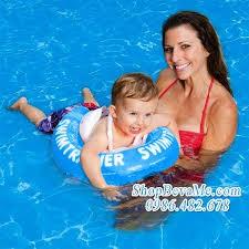 combo 10 phao bơi đa năng swimtrainer cho bé