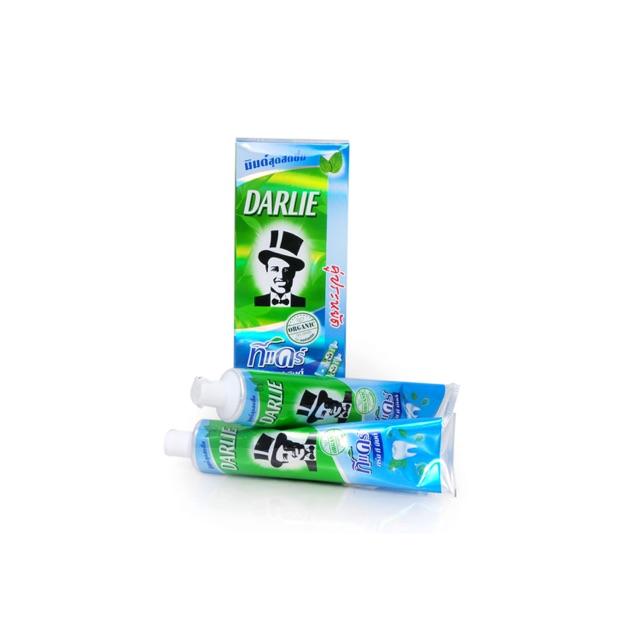 Kem đánh răng tây đen Trà xanh Thái Lan