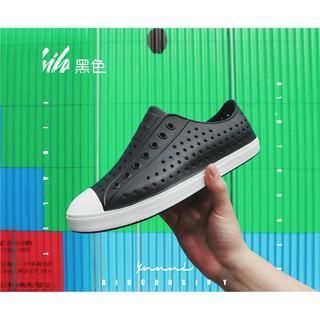 [Mã FASHIONRNK giảm 10K đơn 50K] Giày nhựa đúc cao cấp đi mưa, giày lỗ WNC NATIVE thumbnail