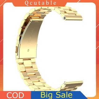 Dây Đeo Kim Loại 20mm Cho Đồng Hồ Thông Minh Galaxy Watch Active 2 40/44mm
