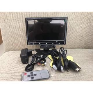 Màn hình test Camera 7″ inch( hỗ trợ AV, VGA, HDMI)