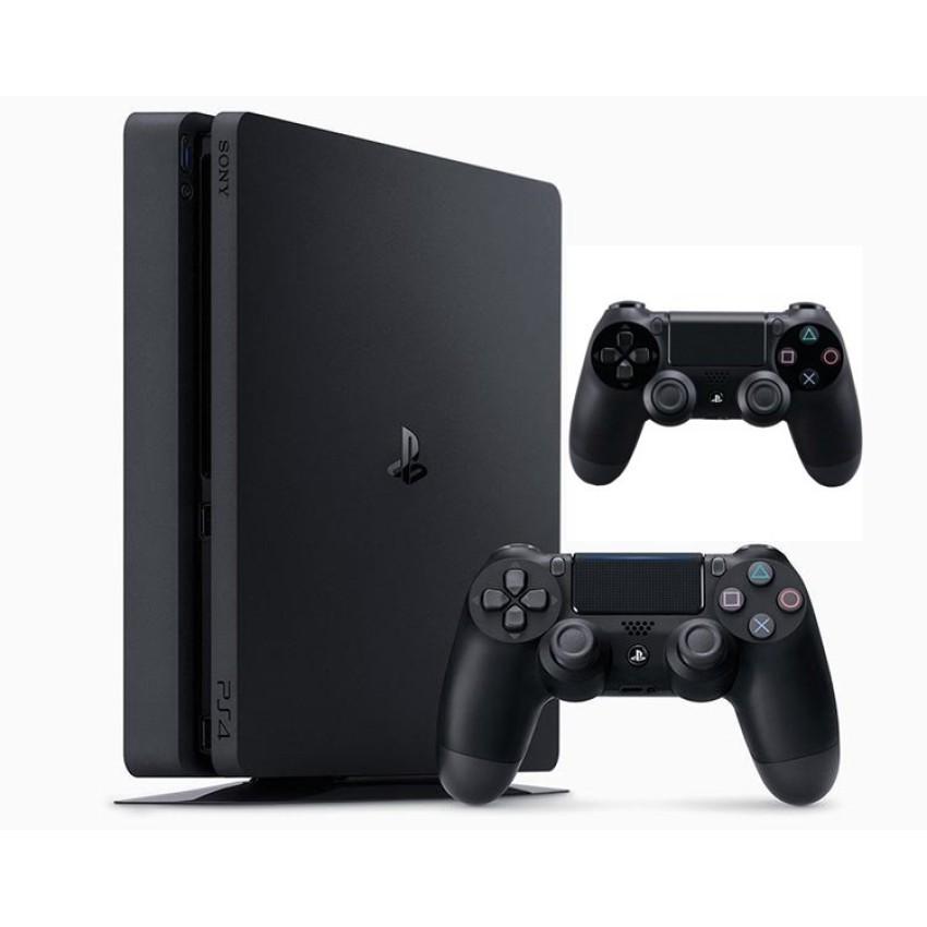 Máy Sony PlayStation PS4 Slim 500Gb CUH2006A (Đen) +Tay cầm dualshock 4