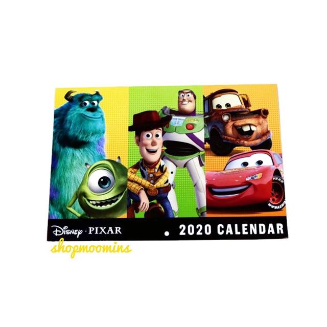 Calendar Toy Story 💙💚