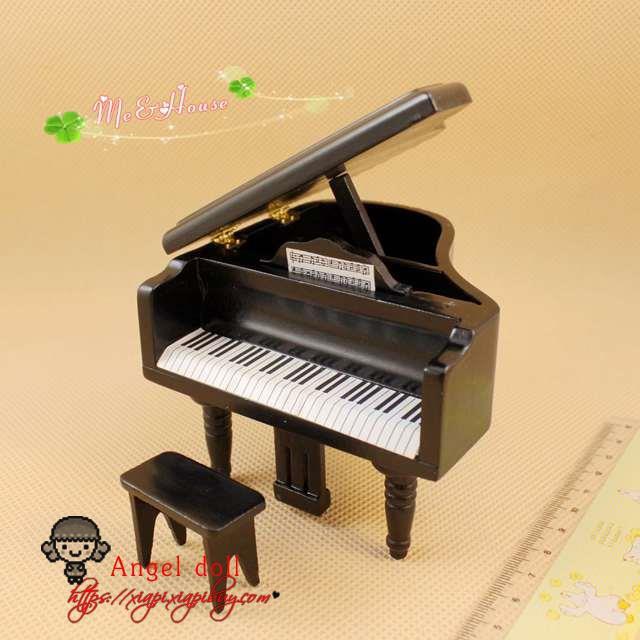 Mô Hình Đồ Chơi Đàn Piano Mini 12 Bjd Ob 11 22020