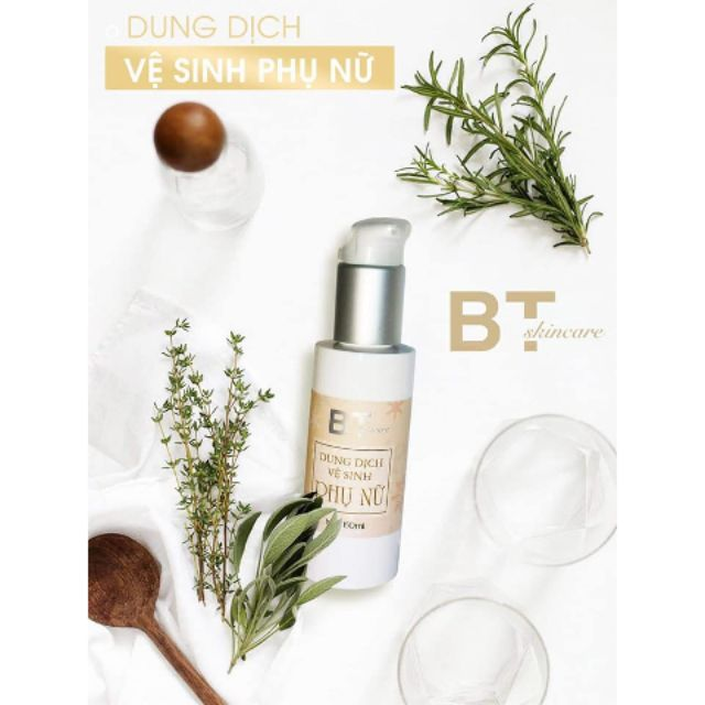 Dung dịch vệ sinh phụ nữ BT SkinCare