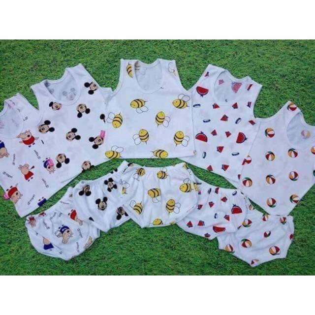 Bộ bé trai bé gái carter (combo 10 bộ và tặng thêm 10 quần đùi) - 3609550 , 1174208916 , 322_1174208916 , 200000 , Bo-be-trai-be-gai-carter-combo-10-bo-va-tang-them-10-quan-dui-322_1174208916 , shopee.vn , Bộ bé trai bé gái carter (combo 10 bộ và tặng thêm 10 quần đùi)
