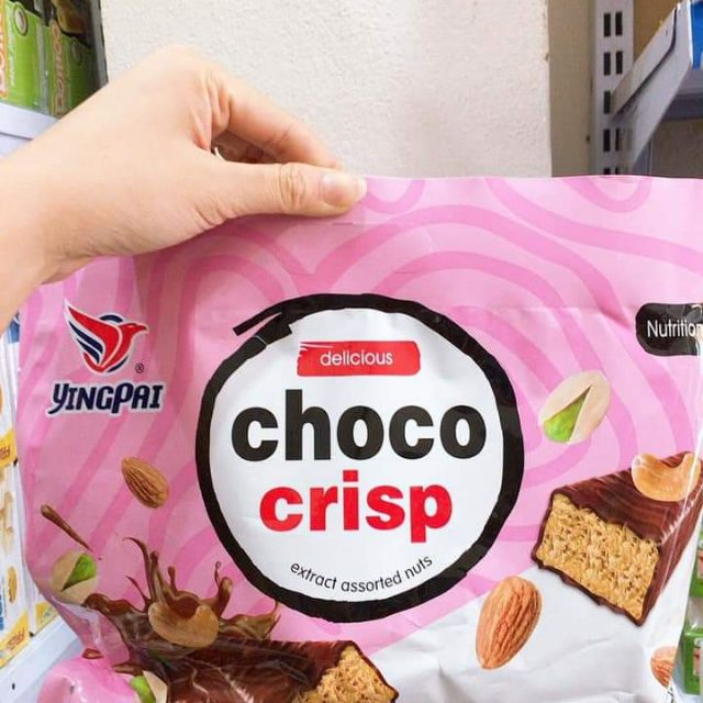 Bánh Yingpai Choco Crisp