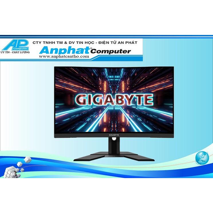 Màn Hình Cong 1500R Gaming Gigabyte G27FC 27'' FullHD1ms 165Hz VA Stereo Speaker- Hàng Chính Hãng - Bảo hành 36 tháng
