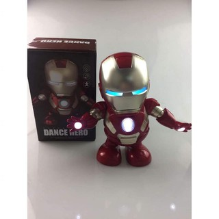 Robot Iron Man Dancing – Robot tự nhảy theo nhạc