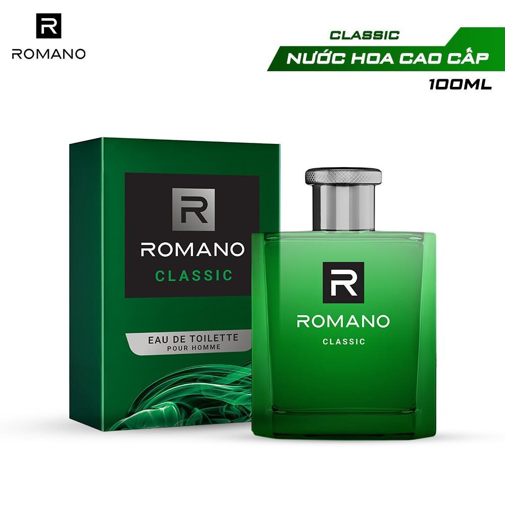Nước hoa cao cấp Romano 100ml Classic