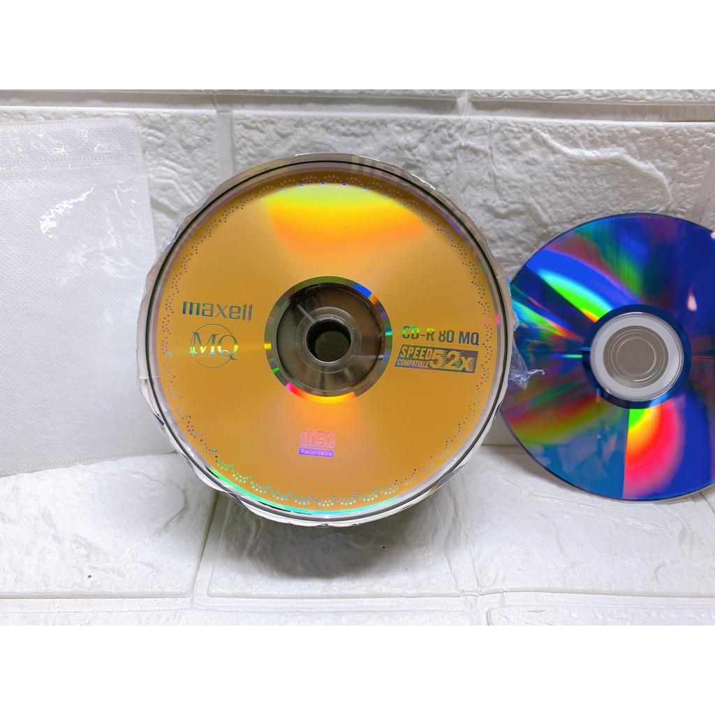ĐĨA TRẮNG ĐĨA DVD - CD MAXELL - MITSUMEC - SPARK (TẶNG KÈM VỎ ĐỰNG ĐĨA) [ ANSMART ]