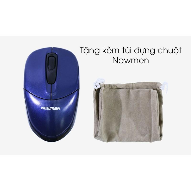 [Nhập ELCLNO giảm 5%] Chuột không dây NEWMEN F356 (tặng lót chuột)