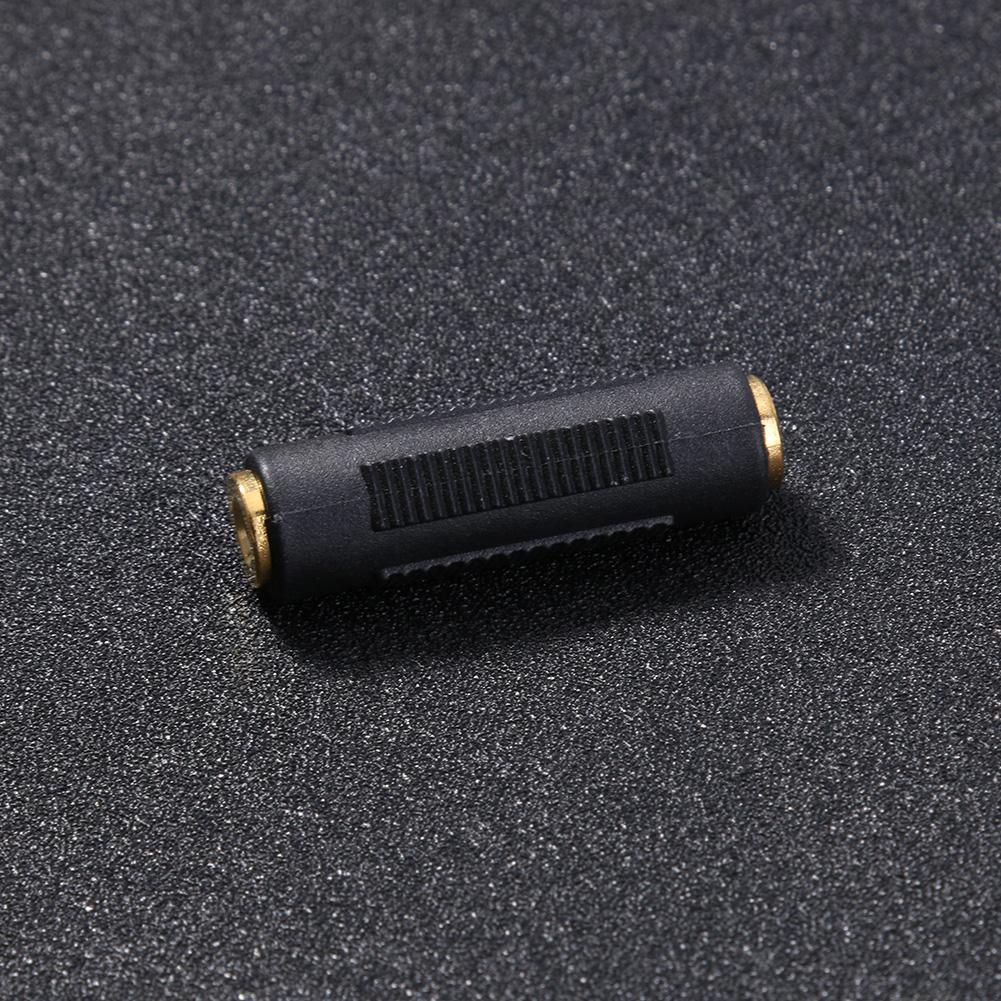 [B-cool]Bộ kết nối âm thanh nổi 3,5 mm Nữ đến 3,5 mm Nữ F / F