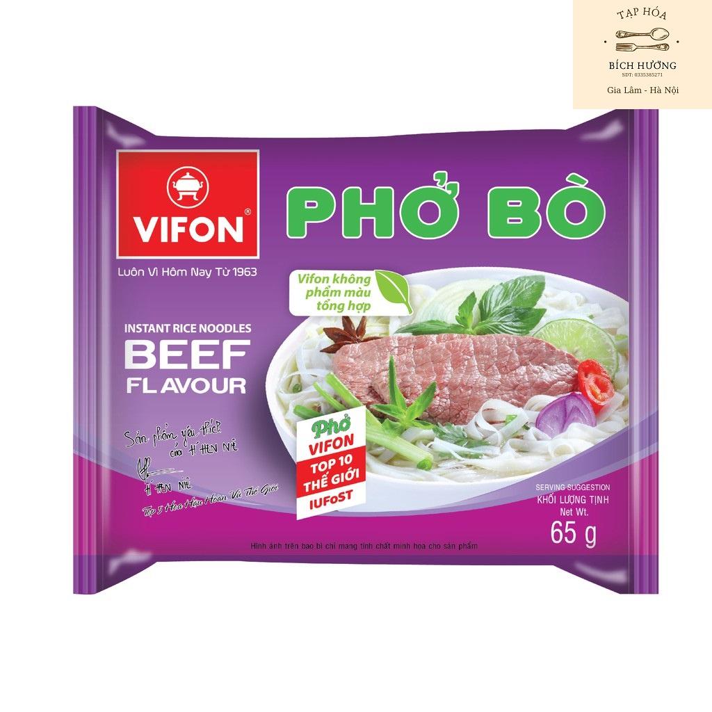 Phở Bò 65g Vifon