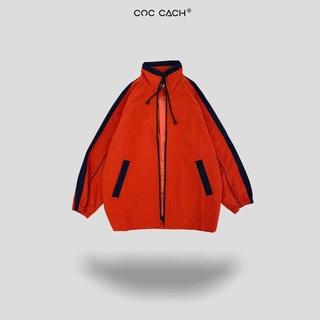 Áo khoác nam nữ kaki cao cấp AK1289 by COCCACH thumbnail