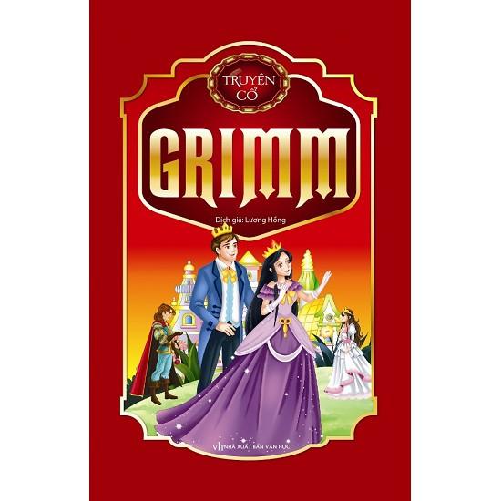 Cuốn sách Truyện Cổ Grimm (Trí Việt) - Tác giả: Grim