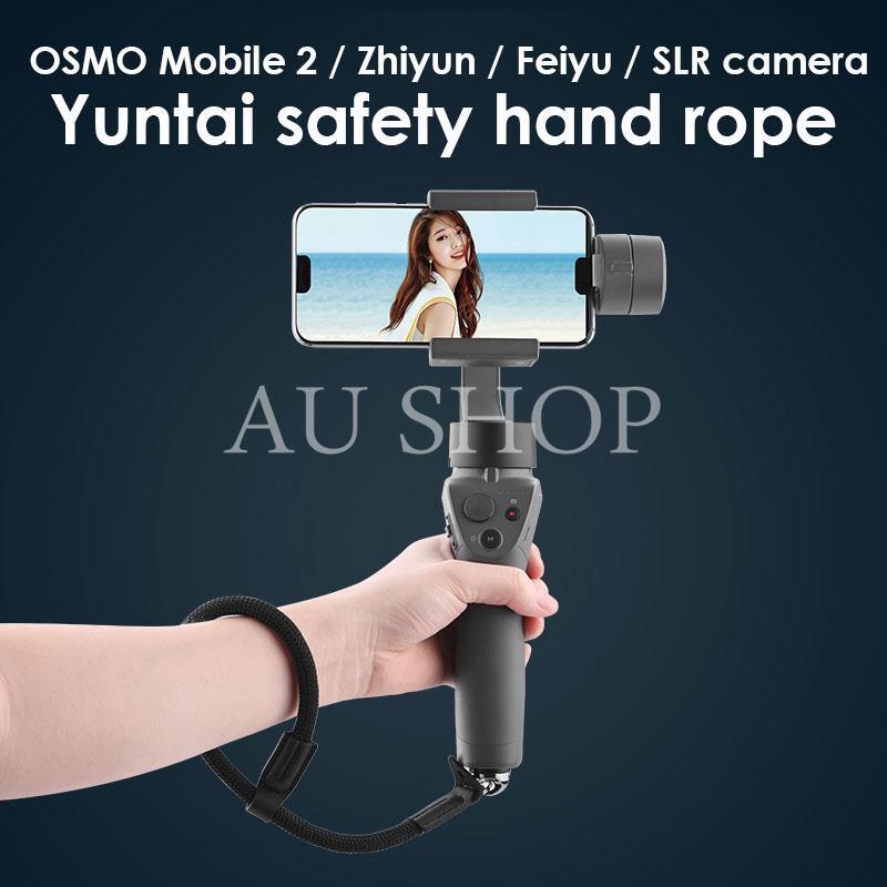 AUS Handheld Rope Wrist Strap Wrist Lanyard Wrist Lanyard Strap Osmo Mobile 2 Camera Wrist Sling Strap