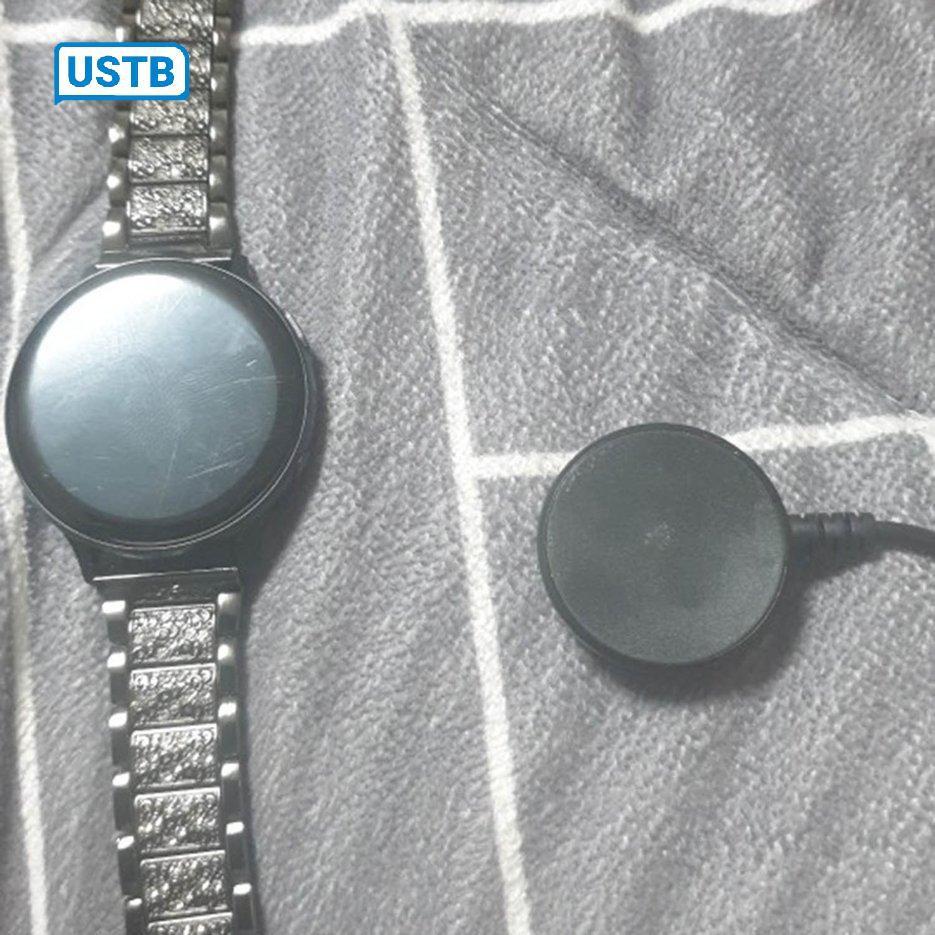 Đế sạc nhanh cổng USB cho Đồng hồ thông minh Samsung Active 2 Galaxy Watch 3 / Đế sạc cáp dự phòng Samsung Galaxy Watch