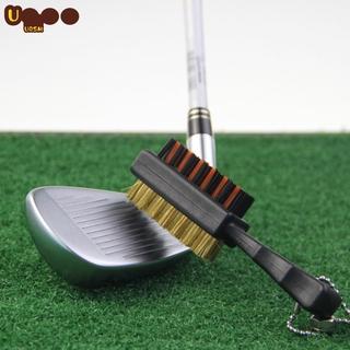 Golf Club Cleaner Brush Golf Putter Wedge Ball Groove Cleaner Brush Reiniging Sborstel Golf Accessories Schoon Maken Clean Tool