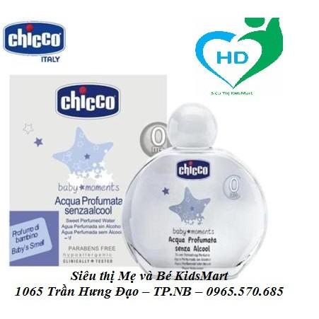 Chicco - Nước hoa hương tự nhiên 0M+