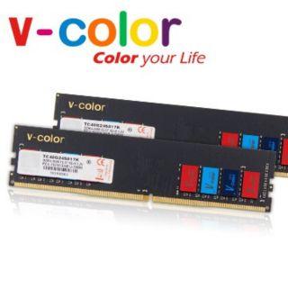 Ram V-color DDR4 8G bus 2133