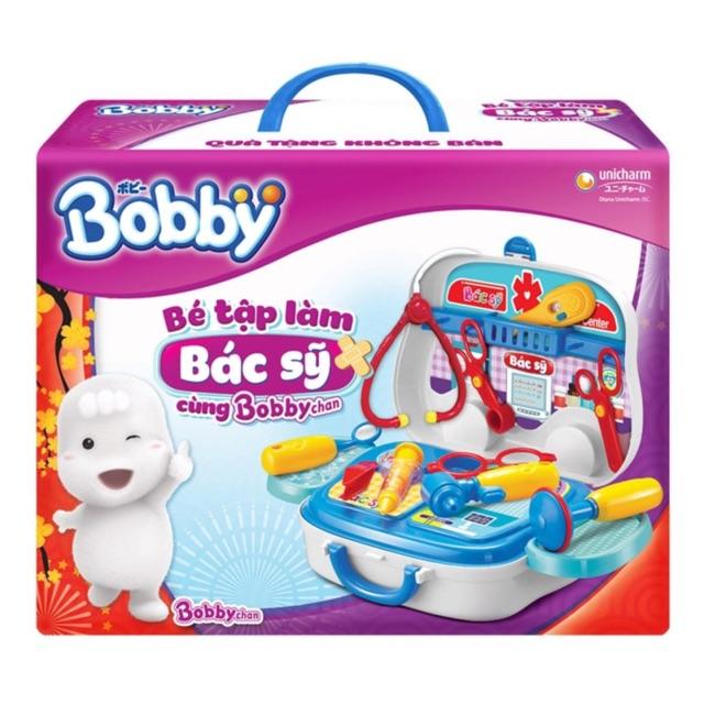 Bộ đồ chơi bé tập làm bác sĩ Bobby 15 chi tiết - 3167319 , 874393481 , 322_874393481 , 90000 , Bo-do-choi-be-tap-lam-bac-si-Bobby-15-chi-tiet-322_874393481 , shopee.vn , Bộ đồ chơi bé tập làm bác sĩ Bobby 15 chi tiết