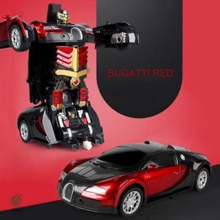 Electric RC Car 1:12 Gesture Sensitive Deform Variant Remote Control Toy Car Christmas Birthday Gift