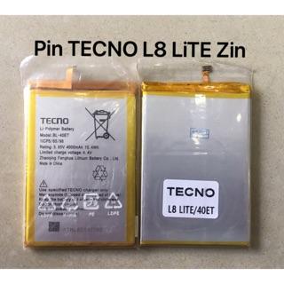 Pin TECNO L8 LiTE Zin