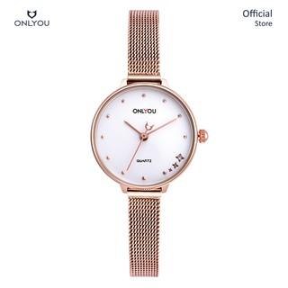Đồng hồ Onlyou Nữ 85010LC Dây Lưới 22.6mm thumbnail
