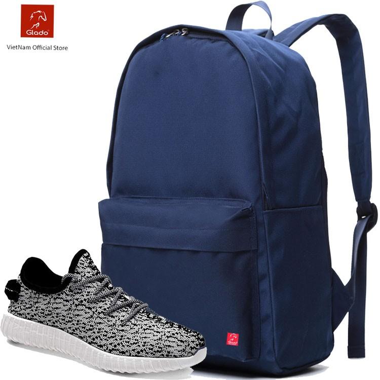 Combo Balo Classical Glado BLL002 (Xanh) + Giày Sneaker Thời Tran Zapas (Màu Trắng-Đen) - GS011 - 3031221 , 306367948 , 322_306367948 , 400000 , Combo-Balo-Classical-Glado-BLL002-Xanh-Giay-Sneaker-Thoi-Tran-Zapas-Mau-Trang-Den-GS011-322_306367948 , shopee.vn , Combo Balo Classical Glado BLL002 (Xanh) + Giày Sneaker Thời Tran Zapas (Màu Trắng-Đen)