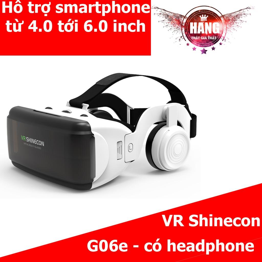 Kính thực tế ảo Vr Shinecon G06E, G05a