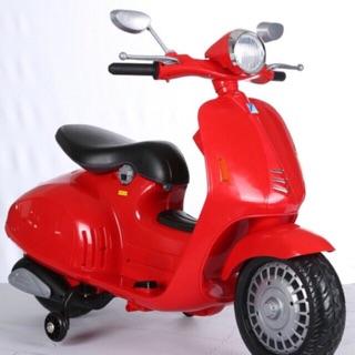 Xe máy điện vespa trẻ em