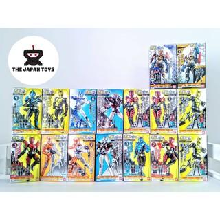 Mô hình Động SoDo Kamen Rider Zero One Set 1 (Chính hãng)