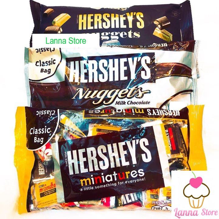Sô cô la Hersheys gói trung - hàng xách tay Mỹ - 2683805 , 862206302 , 322_862206302 , 160000 , So-co-la-Hersheys-goi-trung-hang-xach-tay-My-322_862206302 , shopee.vn , Sô cô la Hersheys gói trung - hàng xách tay Mỹ