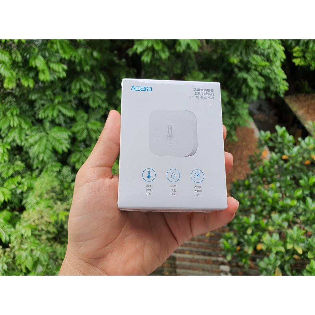 Cảm biến nhiệt độ - độ ẩm - áp suất Aqara Xiaomi