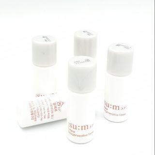 Toner nước hoa hồng trẻ hóa làn da chống nhăn su m37 đỏ fleur toner 5ml thumbnail
