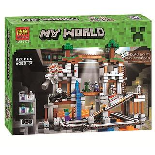 Lego minecraft BELA-10179 NLG0034-06